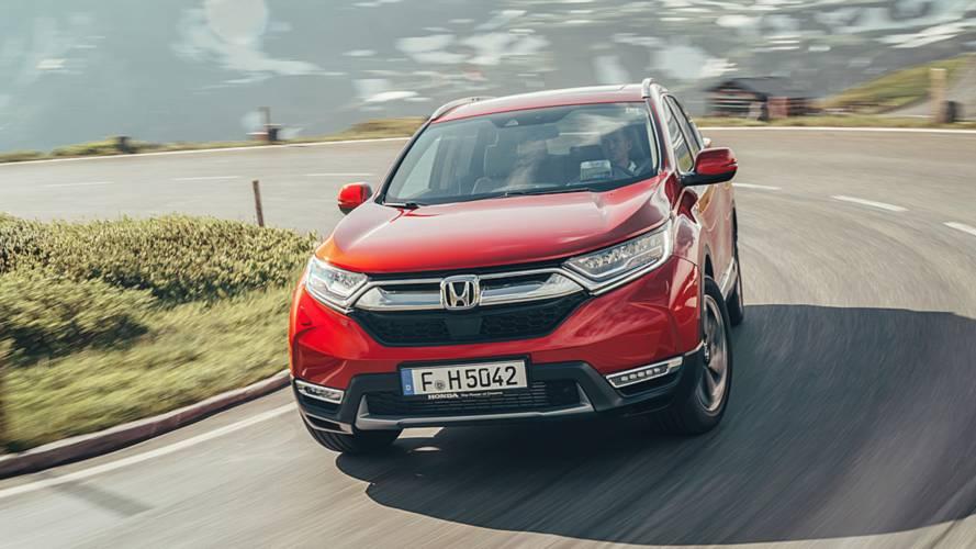 Essai Honda CR-V (2018) - Le confort à sept