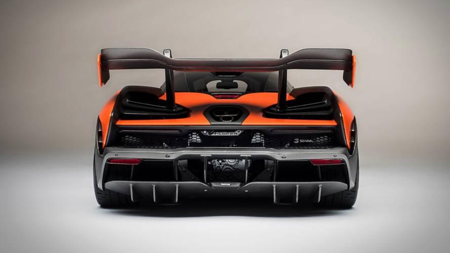McLaren Senna Amalgam