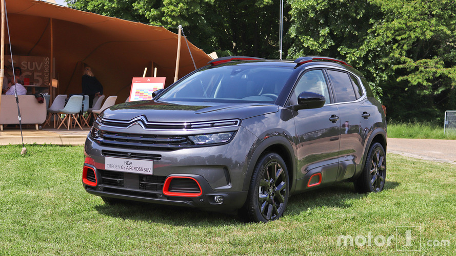 Citroën C5 Aircross (2018) - Nos photos de la présentation officielle