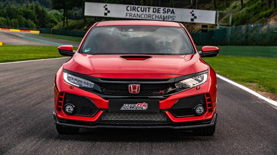 Honda Civic Type R Spa-Francorchamps