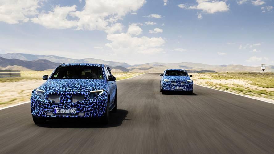 Már Spanyolországban izzad a Mercedes-Benz EQC