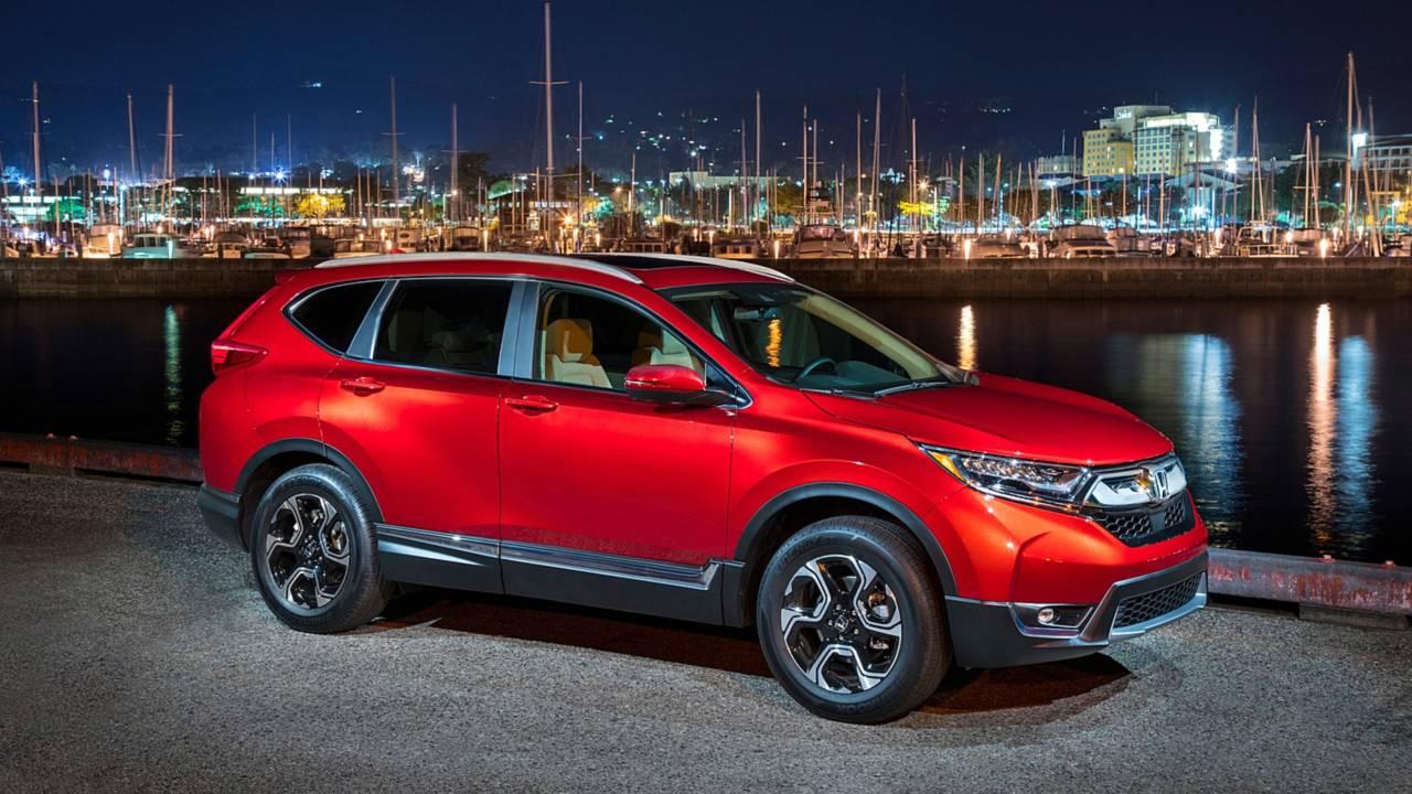 6. Honda CR-V