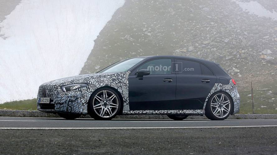 Mercedes-AMG A45 Confirmed With Drift Mode, 8-Speed Auto, 400+ HP