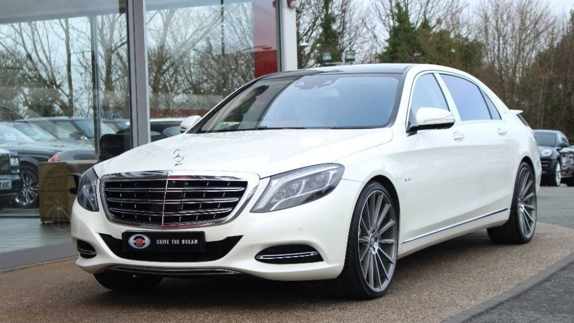 Lewis Hamilton s Mercedes Maybach S600 Is Up For Sale