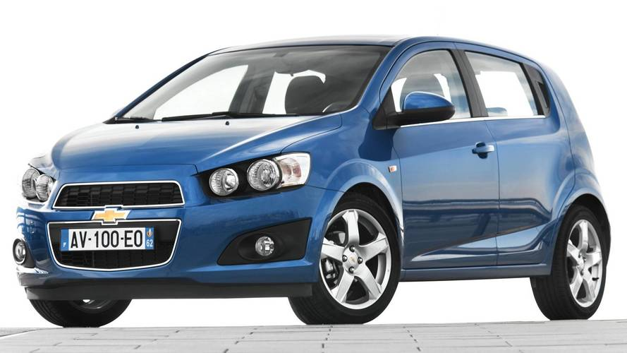 Chevrolet Aveo 5 Porte Ltz 13 Diesel 95cv