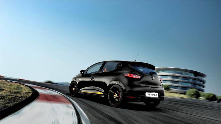 renault clio r s 18 is a very limited edition. Black Bedroom Furniture Sets. Home Design Ideas