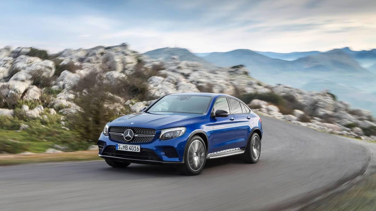 6. Mercedes-Benz GLC