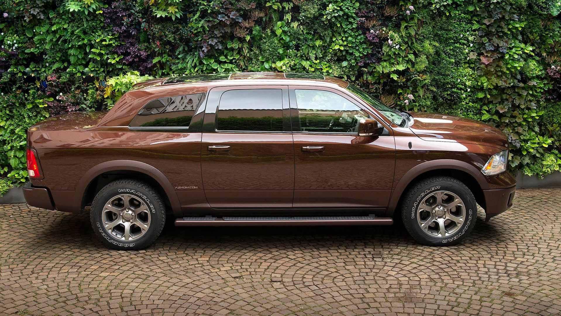 Italian Shop Transforms Ram 1500 Into Ultra-Opulent SUV