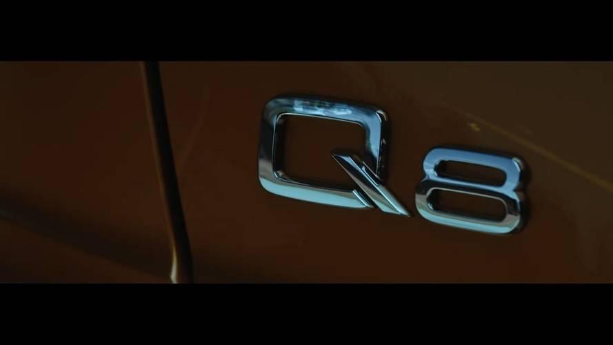 VIDÉO - Second épisode de la mini-série sur l'Audi Q8