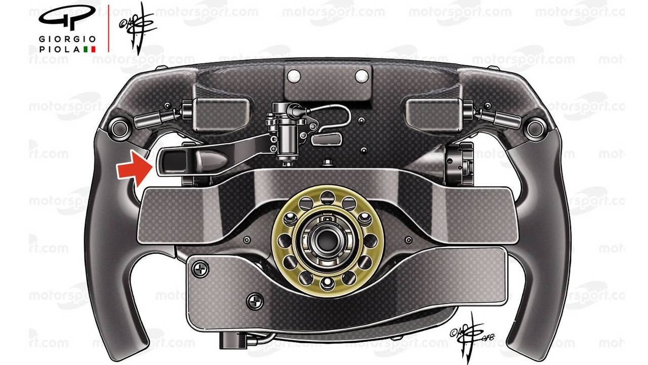 Volant F1 Sebastian Vettel