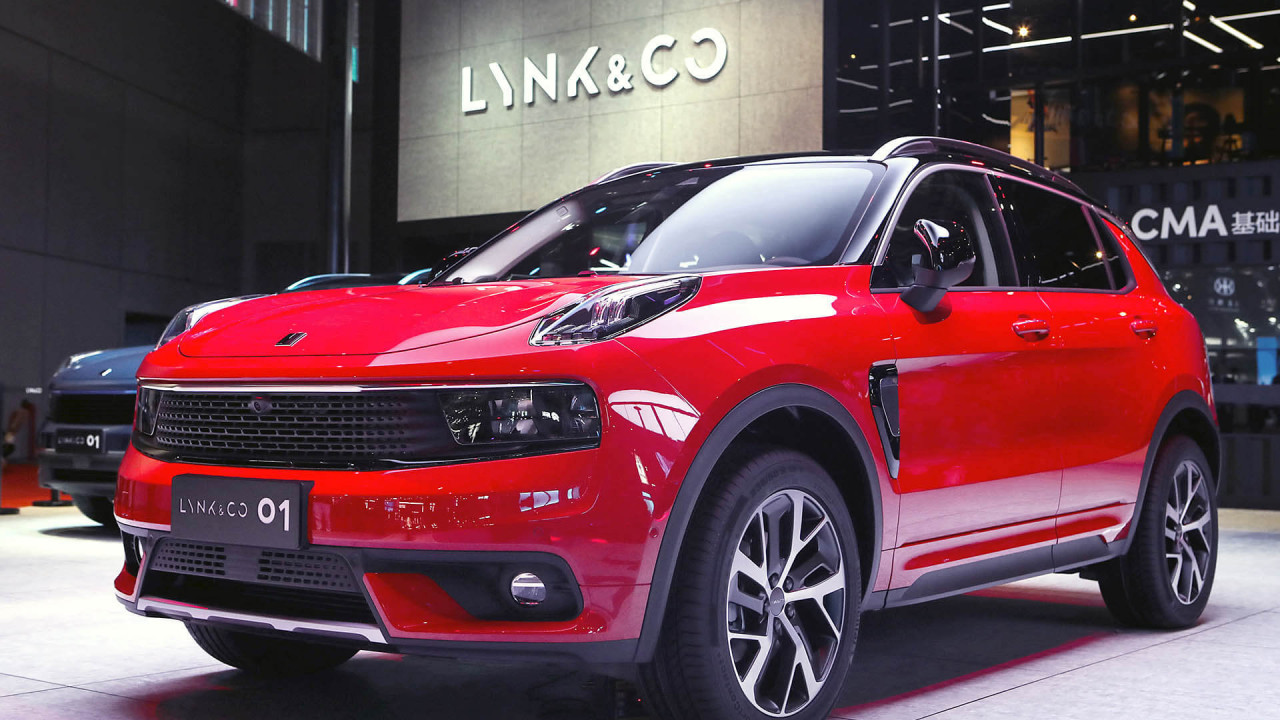 69th place: Lynk & Co. (6.012 sales in 2017)