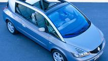 Renault Avantime, le foto storiche