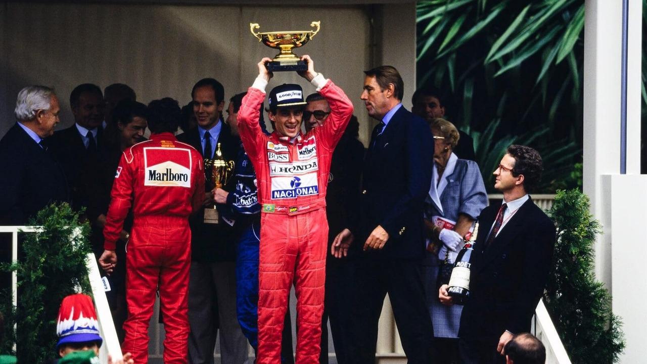 Ayrton Senna Grand Prix de Monaco 1991