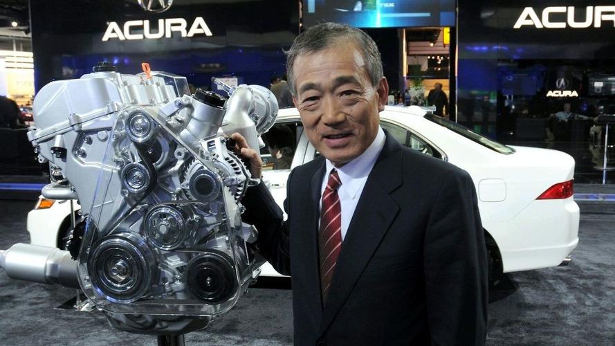 Acura Announces Clean Diesel Engine for 2009