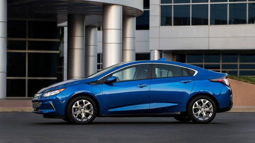 Chevy Volt Production Officially Comes To An End