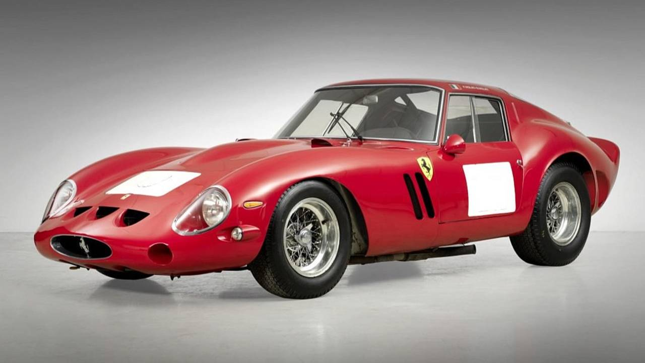 2.- Ferrari 250 GTO (1962)