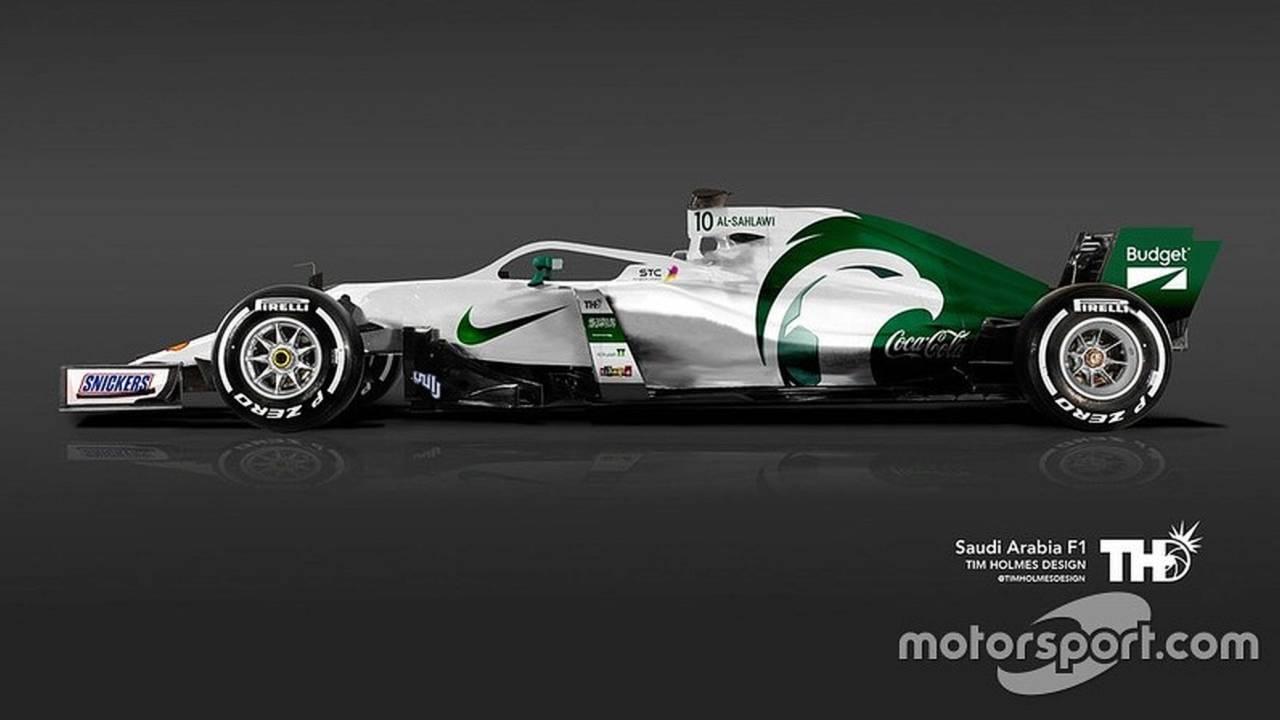 F1 Team Arábia Saudita