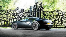 Last Bugatti Veyron Super Sport Auction