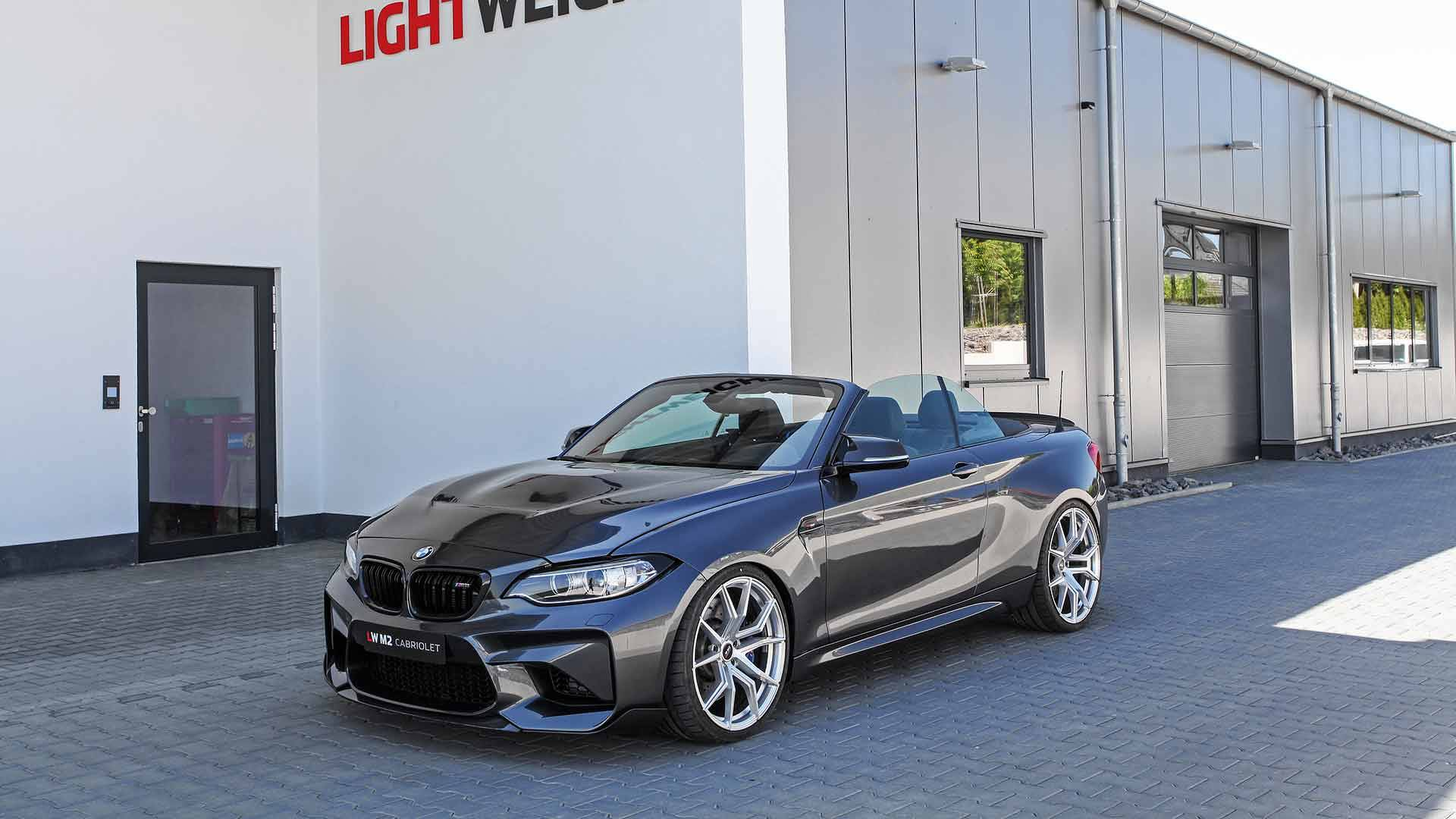 Bmw Tuner Creates M2 Convertible The Automaker Won T