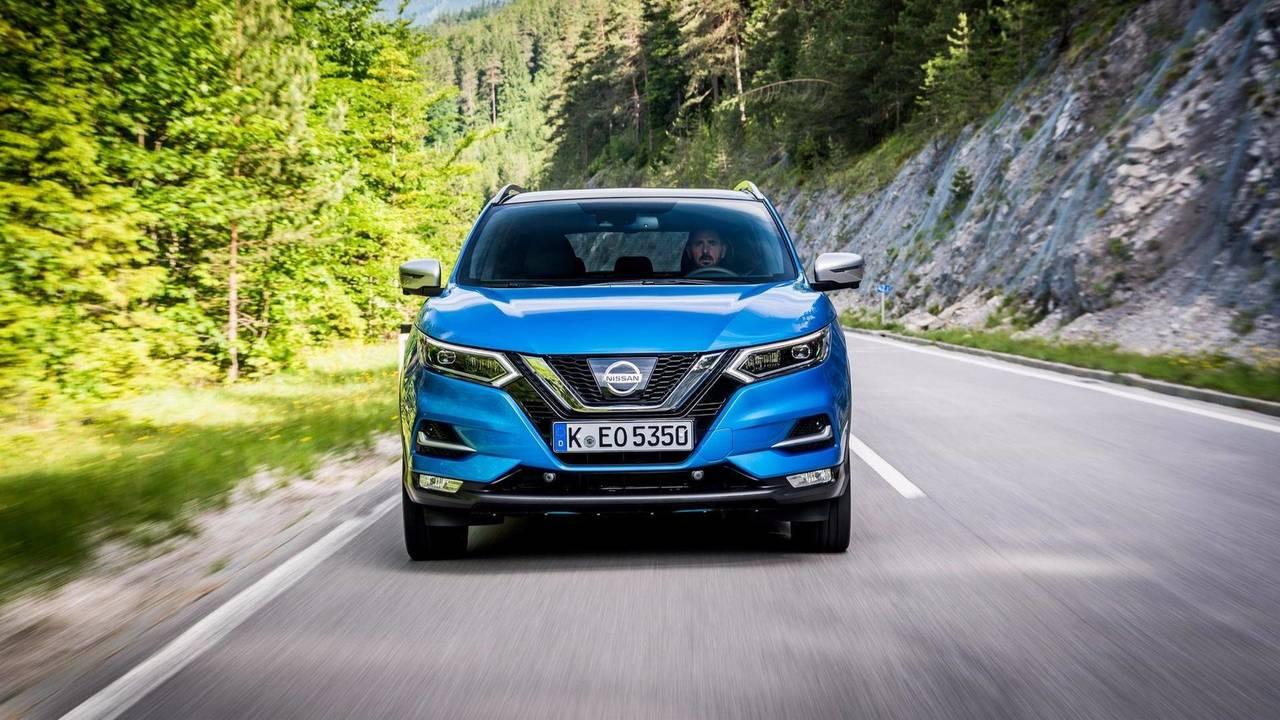10. Nissan Qashqai 2018 - 2.233 unidades
