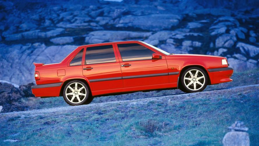 Volvo 850 T5-R e 850 R