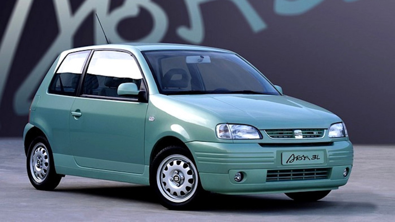 SEAT Arosa 3L - 1999