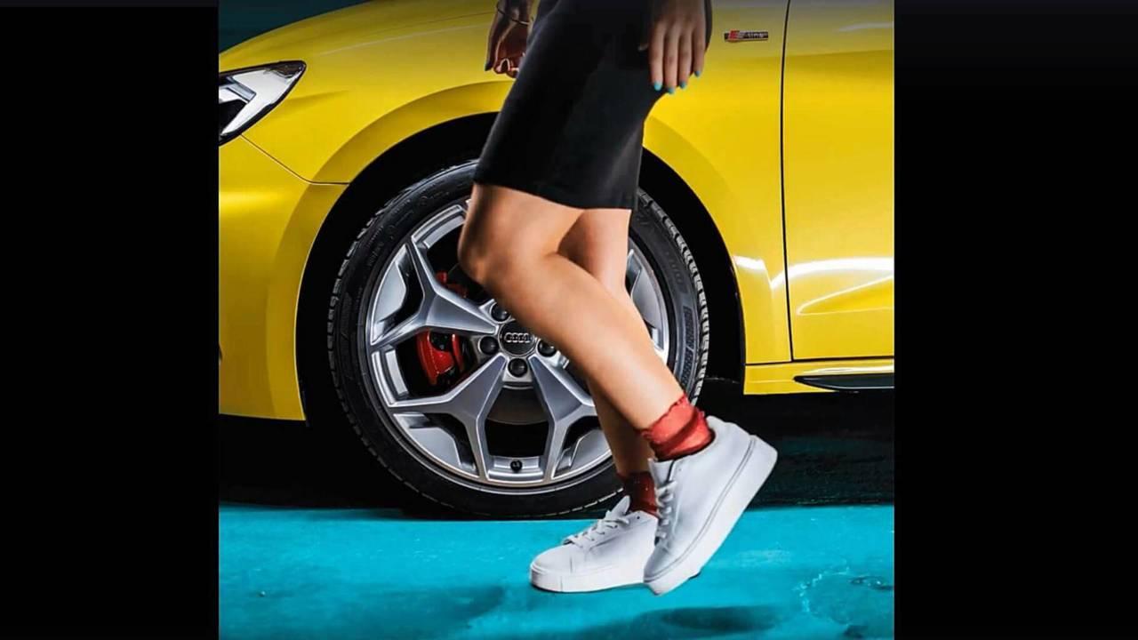 Audi A1 Teaser
