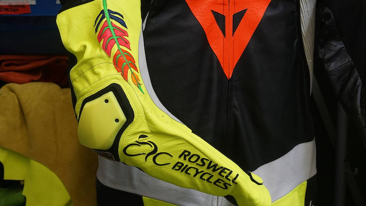 UPDATE: Build Your Very Own Custom Dainese Gear Online
