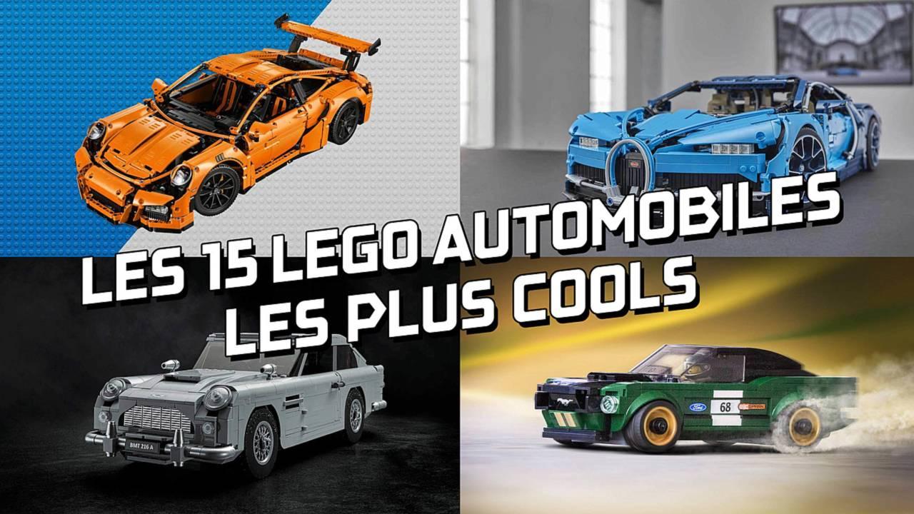 Plus 15 Cools Diaporama Legos Les Automobiles CtdxshQrBo