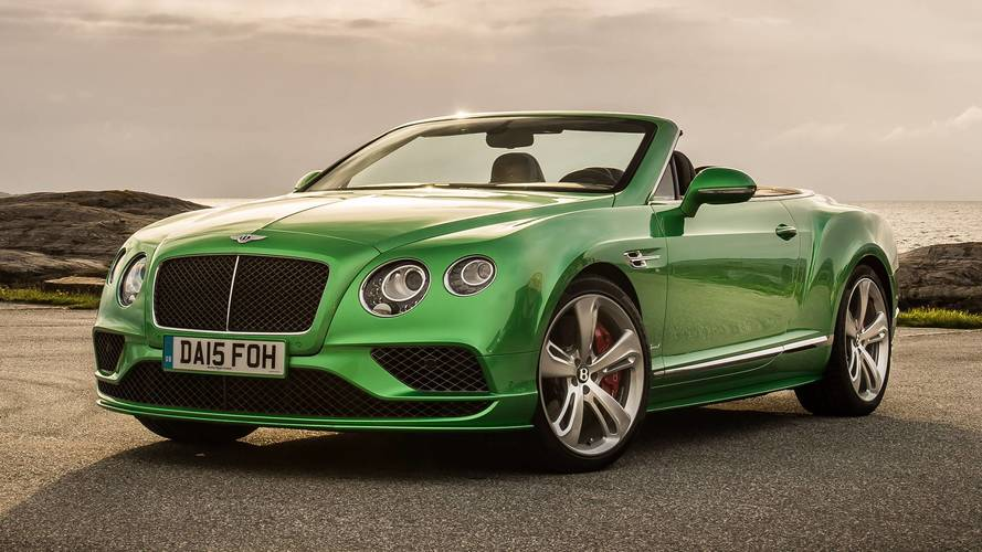 Bentley, 2019 yılına ait satış rakamlarını açıkladı
