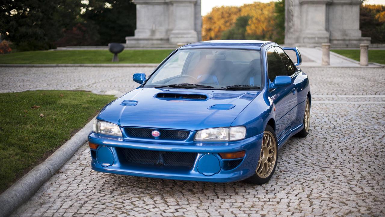 Subaru Impreza Hatchback For Sale >> Imagining a modern-day Subaru 22B STi