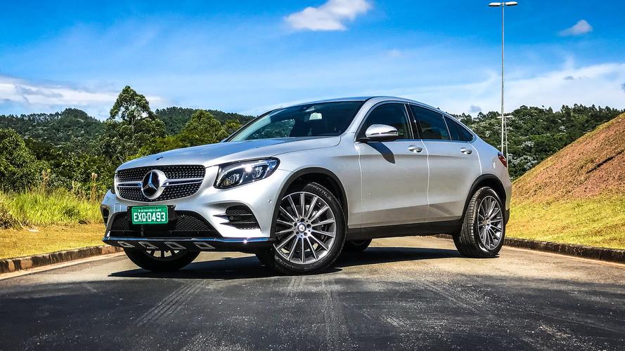 """Vídeo avaliação - Novo Mercedes-Benz GLC 250 Coupé é opção invocada ao SUV """"tradicional"""""""