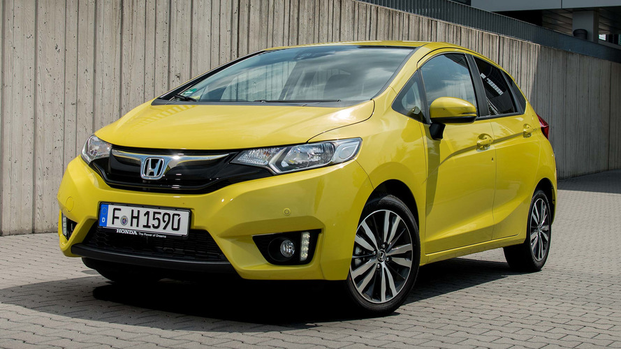 Visually The New Jazz Receives An Upgraded Face That Brings It In Line With More Recent Hondas Such As Latest Civic Hatchback Called Solid Wing