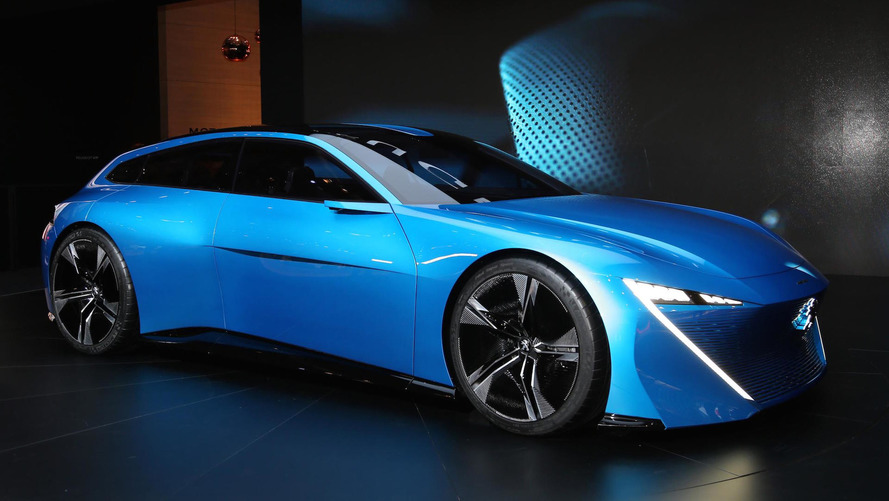 Peugeot Instinct concept is the autonomous car of our dreams