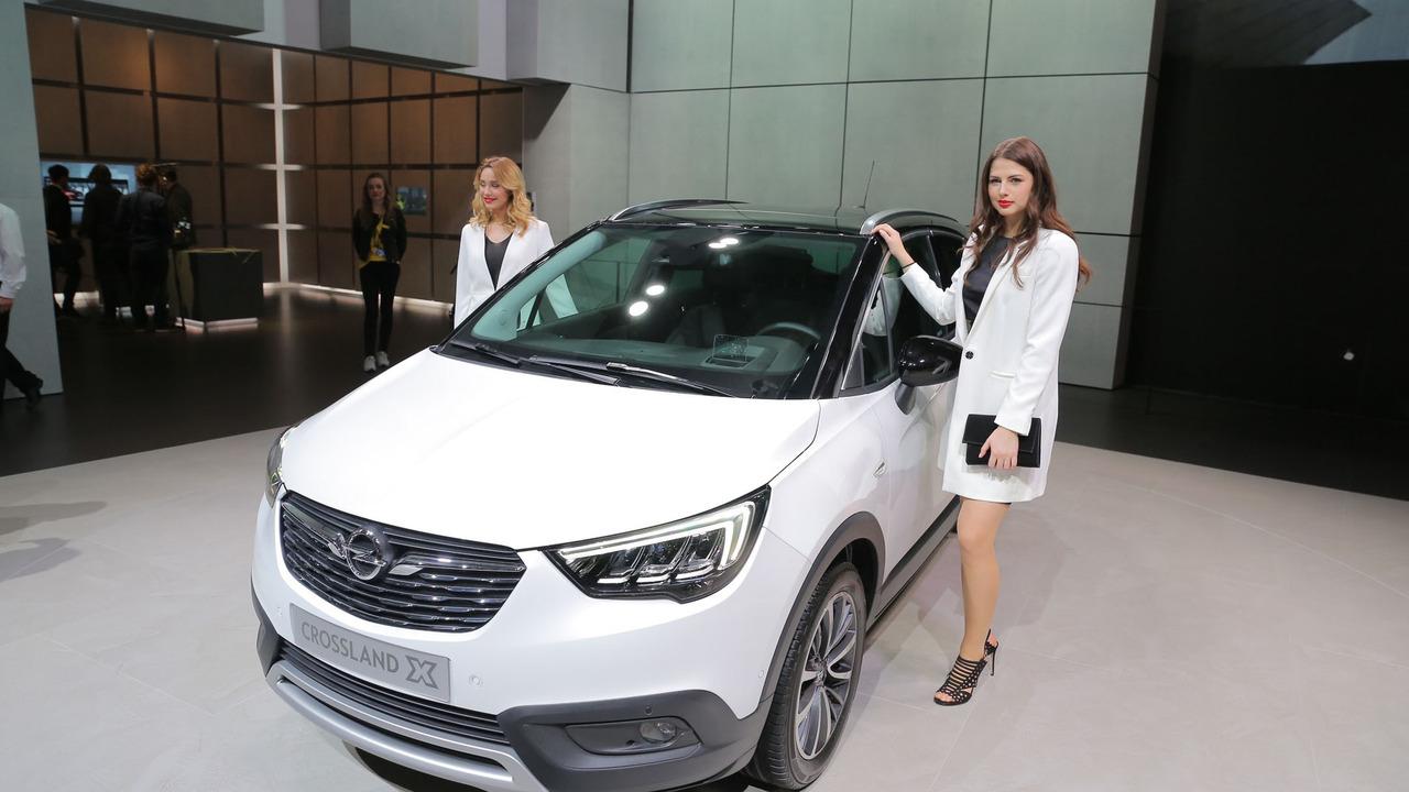 2017 Opel Crossland X