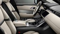 Fotos do Range Rover Velar vazam antes de sua apresentação oficial