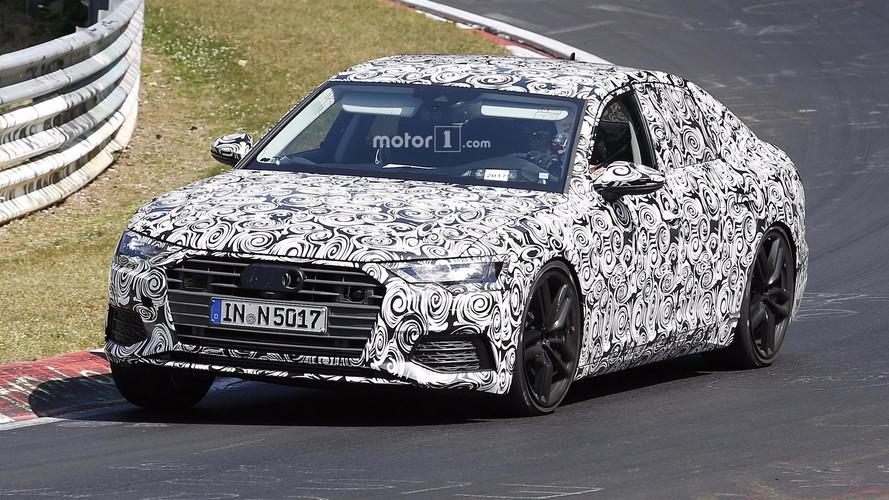 VIDÉO - La nouvelle Audi S6 s'exerce sur le Nürburgring