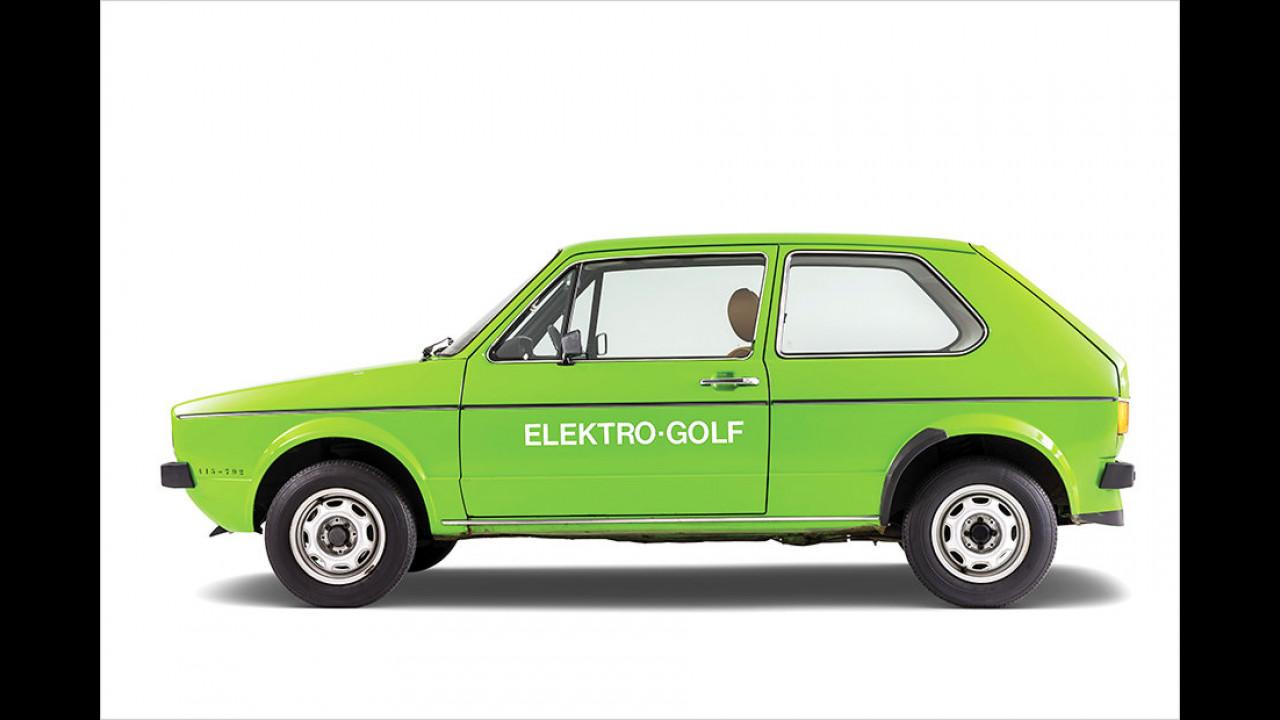 VW Elektro-Golf I