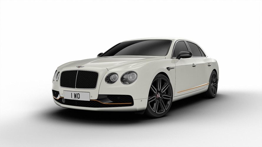 Bentley Flying Spur, Design Series ile daha da özel