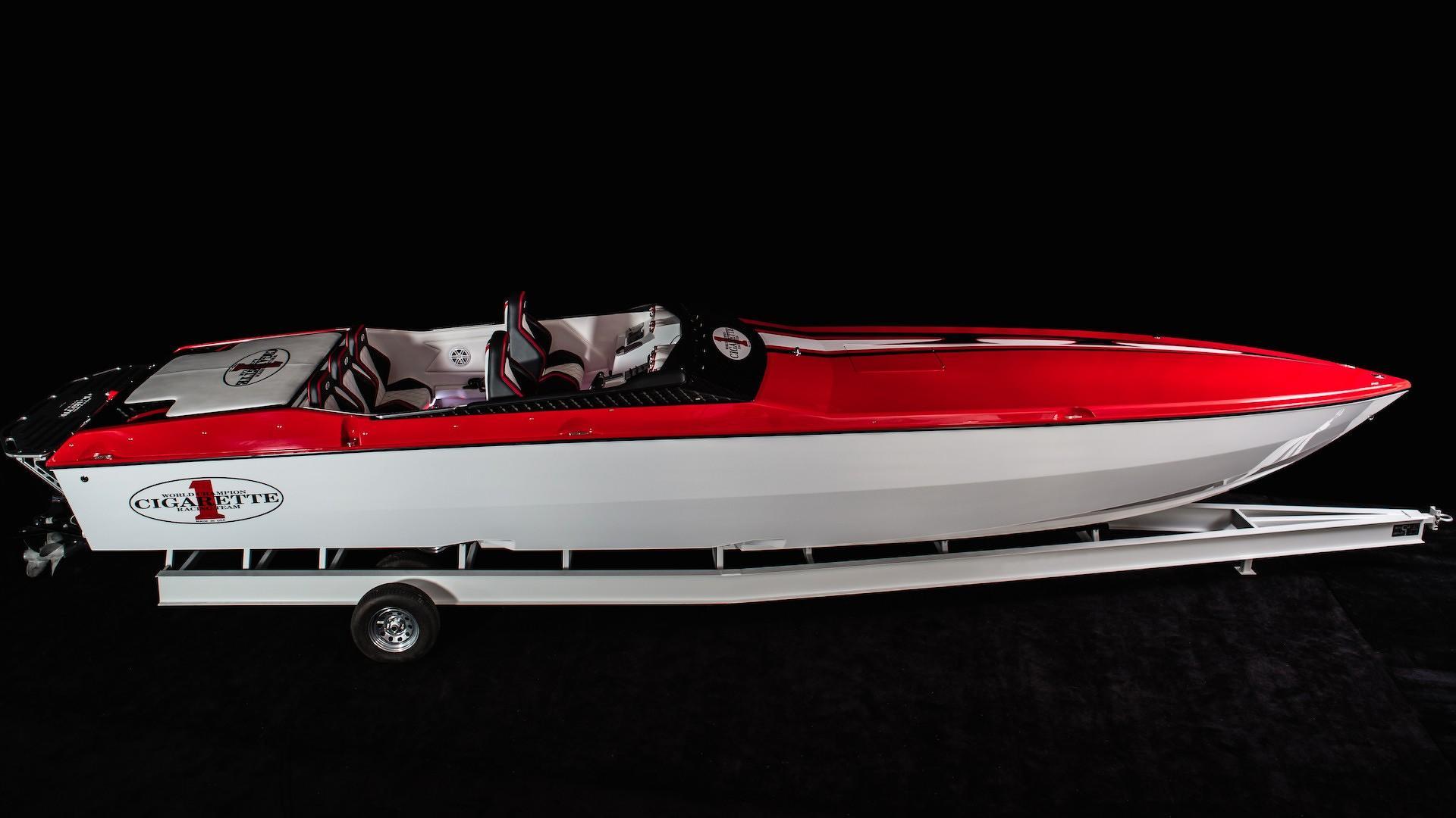 Top Gun Cigarette Boat | Motor1 com Photos