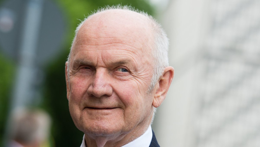 Ferdinand Piech, former VW Group Chairman, dead at 82