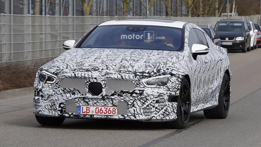 Mercedes-AMG GT, konseptten tasarım izleri taşıyor