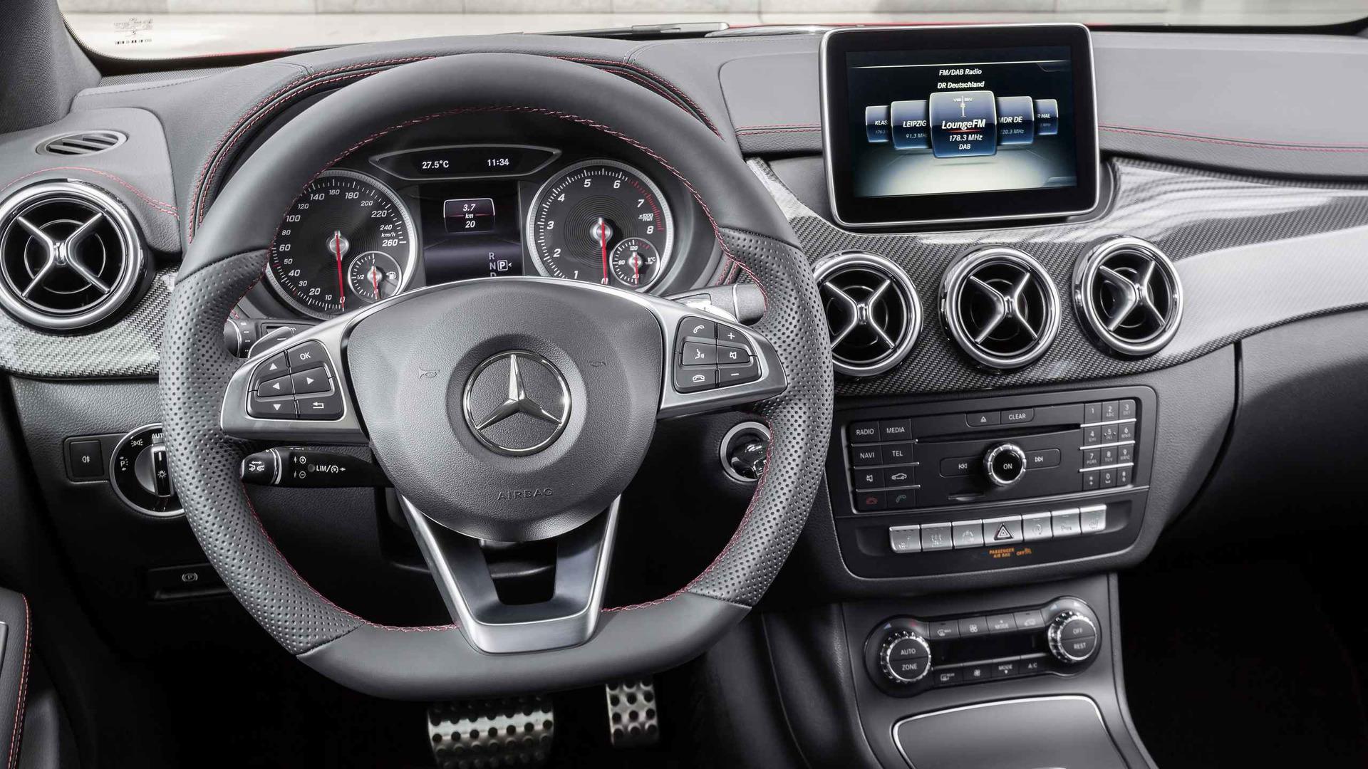 2017 Mercedes Benz B Class Review