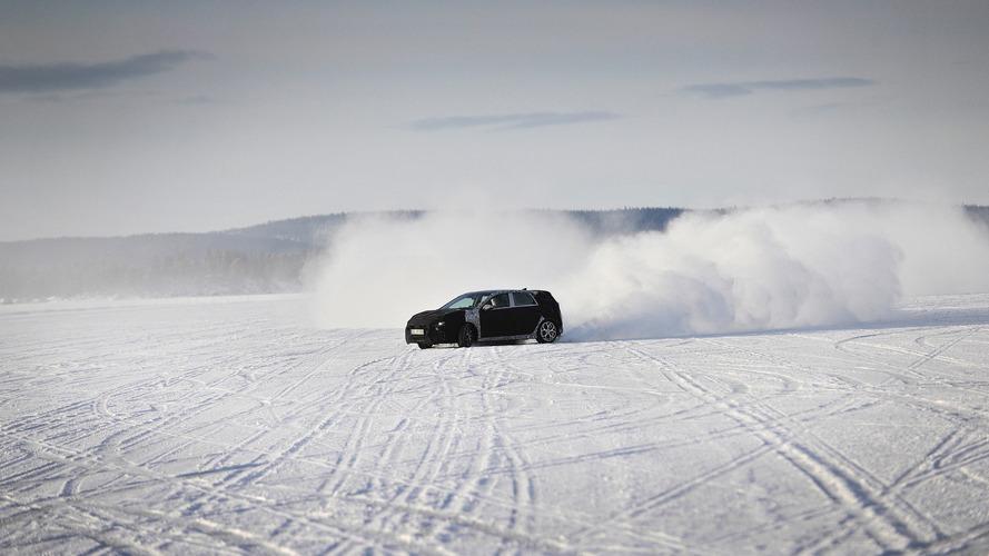 Hyundai i30 N 2017 en test invernales