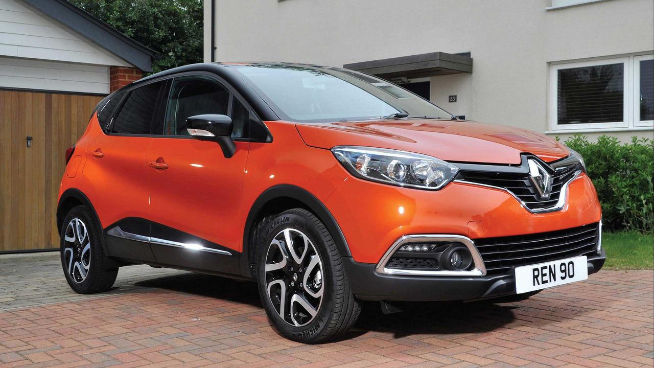 2017 Renault Captur