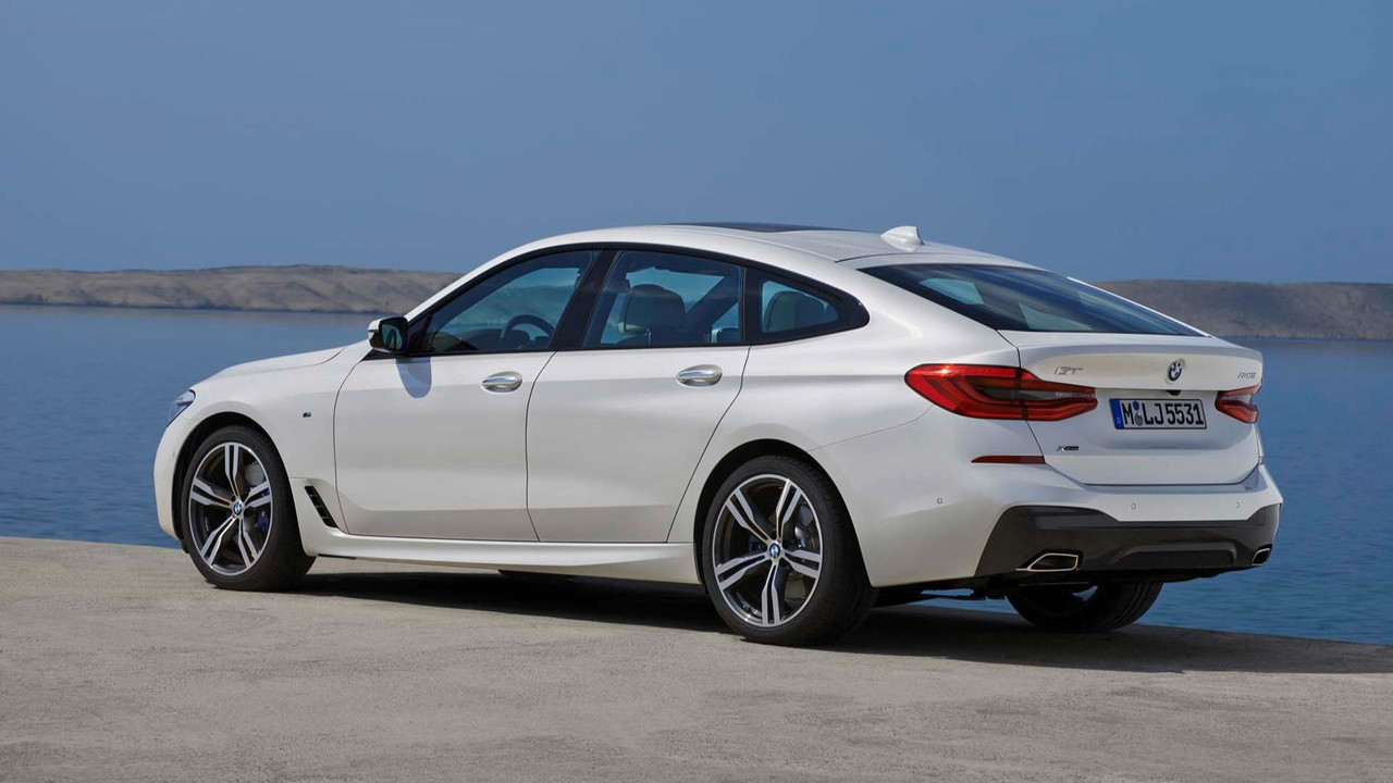 Bmw Axes 3 Series Gt 6 Series Gt 6 Series Gran Coupe In The U S