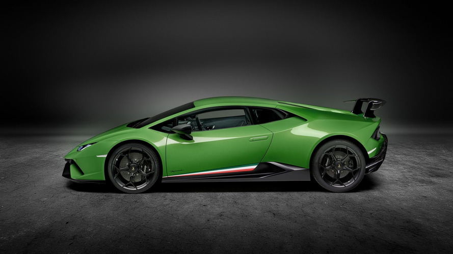 Lamborghini Huracan Performante packs 630 hp punch