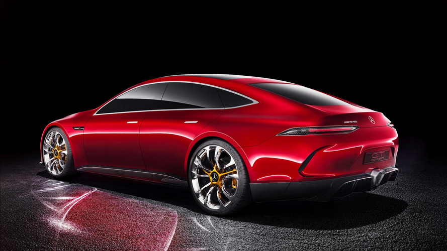 Next Mercedes CLA To Get Fastback Design Like The AMG GT Concept?