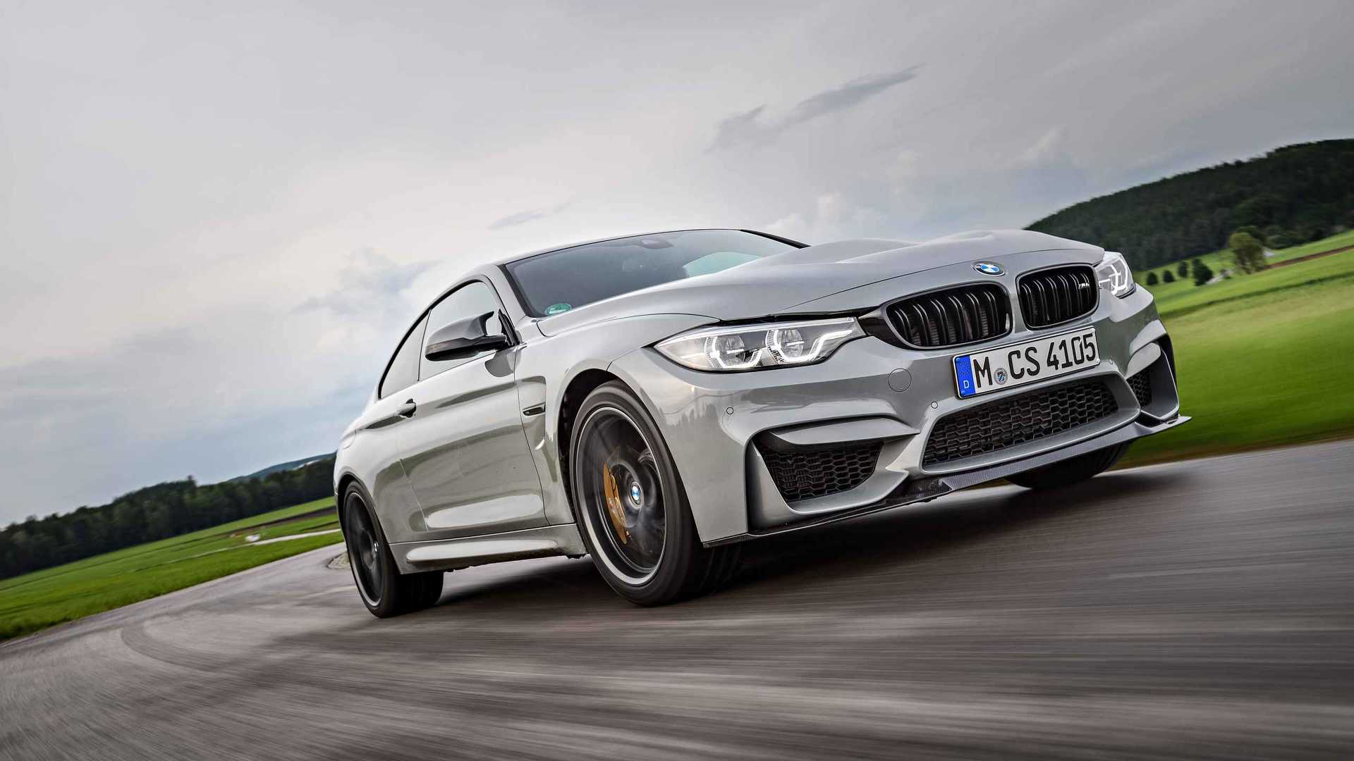2017 bmw m4 cs first drive: a storming performance coupe