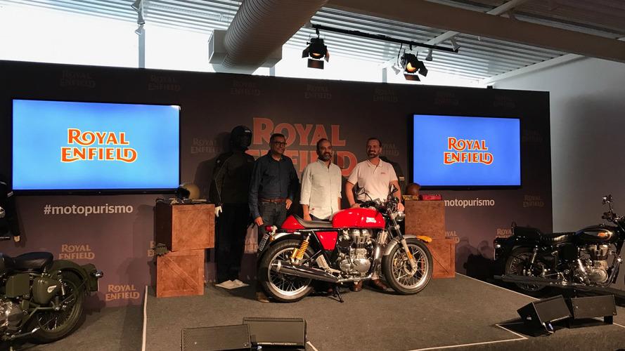 Royal Enfield estreia no Brasil com motos a partir de R$ 18.900 - Veja modelos e preços
